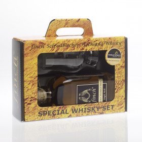 finch® Schwäbischer Hochland Whisky Special Whisky Set Single Malt Sherry